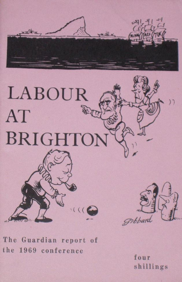 Labour at Brighton - 1969
